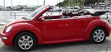 VW New Beetle Cab.