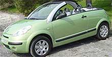 Citroën C3 Pluriel.