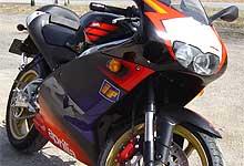 Aprilia RS 125.