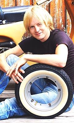 Musiker Øystein Greni i Bigbang kommer med et nytt dobbelt samlealbum. Foto: Heiko Junge / SCANPIX.