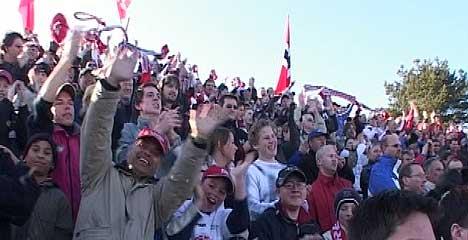 Det blir en stor folkefest på Fredrikstad stadion lørdag.