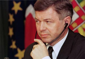 Bondevik er imot dødsstraff, både i Norge og internasjonalt. (Foto: Scanpix/AP)