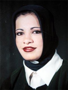 Den 29 år gamle palestinske kvinnen Hanadi Tayseer Jaradat stod bak gårsdagens selvmordsaksjon i Haifa. (Foto: Reuters/Scanpix)