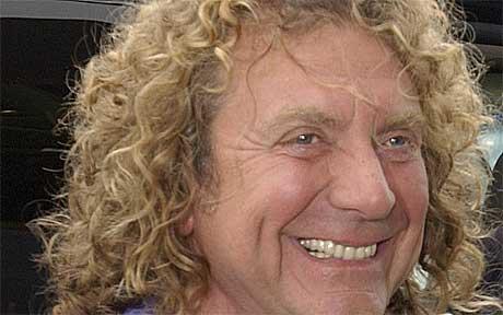 Robert Plant slipper dobbeltalbum med solomateriale. Foto: Blake Discher / AP.