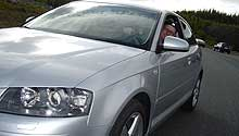 Audi A3 2.0 FSI.