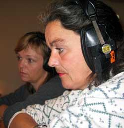 - Fryktelig urettferdig, sier Kirsten Lillo-Stenberg. Hun kommenterte budsjettet sammen med Vigdis Søvik på P2 onsdag.