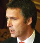 Jens Stoltenberg krev at regjeringa tek ansvar. (Foto: Tor Richardsen, Scanpix)