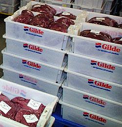 Kjøttproduksjonen i Nord-Østerdalen øker stadig.
