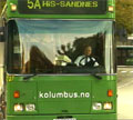Norgesbuss tapte anbudsrunden.
