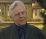 Henning Karlstad er i dag ansatt som logoped i NRK. Foto: NRK
