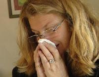 De fleste av oss blir forkjølet tre til fire ganger årlig.