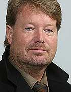 Regiondirektør Bjørn Holden i Udi, region øst.