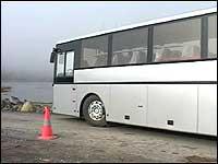 Det hjelper å klage på veistandarden mener bussjåfør