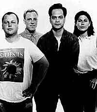 The Pixies inspirerte grønsjebølgen. Nå er de tilbake. Foto: 4ad