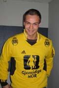 Christian Johnsen er ein ettertrakta fotballspelar.
