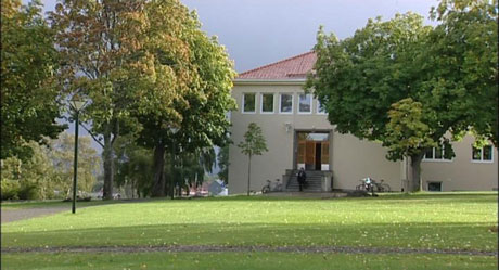 Nye interessante tanker om estetikk og helse tenkes og prøves ut på psykiatrisk avdeling på Østmarka ved St.Olavs hospital i Trondheim.