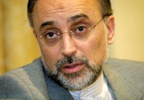 Ali Akbar Salehi advarer mot internajonal krise