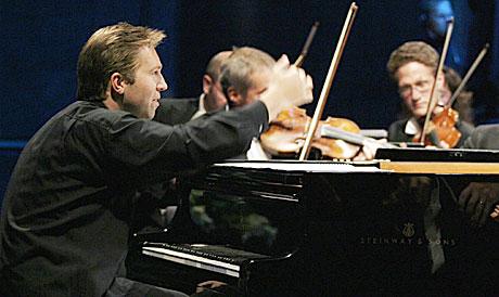 Leif Ove Andsnes åpnet Oslo Kammermusikkfestival i august. Foto: Knut Fjeldstad, Scanpix.