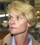 Informasjonssjef i SAS, Siv Meisingseth.