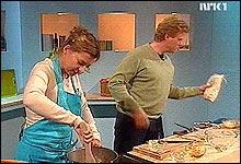 Man trenger en mann på kjøkkenet...