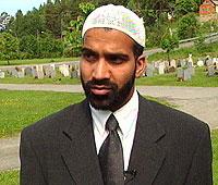 Ghulam Abbas, foto: NRK