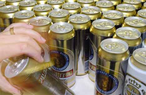 Tapping på engangsemballasje hadde truet bryggeriene på Sørlandet.