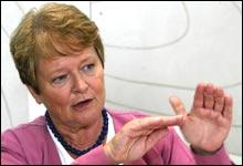 GIR SEG IKKE: Gro Harlem Brundtland er utnevnt av FNs generalsekretær Kofi Annan om å være med på å reformere FN.