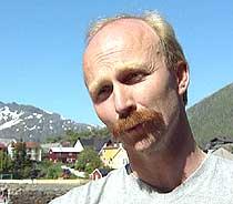 Forstander i Guds Menighet på Ørsnes, Rainer Stokvik.