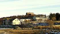 Guds Menighets skole på Ørsnes.