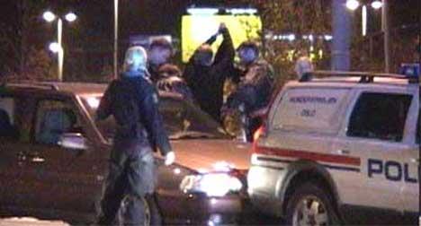 Varg Vikernes ble pågrepet i Oslo natt til mandag.