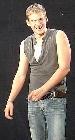 Lee Ryan har hovedrollen som seg selv i filmen om sitt eget liv. Foto: Promo.