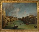 Canalettos maleri gjengir 1700-tallets Venezia nøyaktig