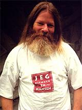 """Georg Hansen er en av initiativtakerne til """"Hansen-klubben""""."""