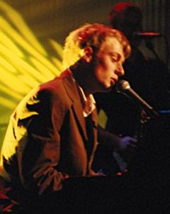 Julian Berntzen (i Ole Bull, Foto New Records)
