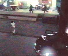 Ranet av Postens brevsenter var svært dramatisk, og ranerne skjøt mot politiet.