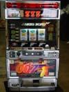 Seks spilleautomater ble tatt og robbet for penger.