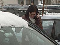 Kan man snakke i mobiltelefonen selv om det er snø ute? Bransjen er uenig.