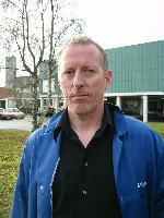 Tillitsvalgt Kurt Hagerup sier de vil sloss for at anlegget blir solgt til en privat konkurrent. Foto: Gunnar Sandvik