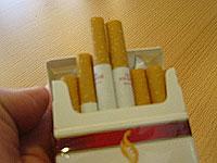 Røyking var tema i Rett på fredag.
