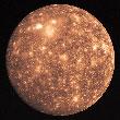 Callisto er den ytterste av de fire måner Galileo oppdaget