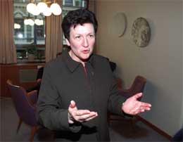 Hill Marta Solberg (Foto: Scanpix / Lise Åserud)