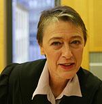 Kvinnens forsvarer, høyesterettsadvokat Berit Reiss-Andersen.