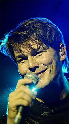 Morten Harket har verdens vakreste stemme. Foto: Gorm Kallestad, Scanpix.