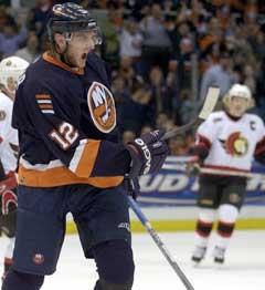 New York Islanders Oleg Kvasja