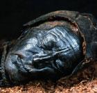 Den danske Tollund-mannen ble funnet i myr