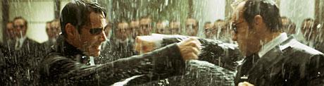 Bård Anders Kasin fikk pris for sitt visuelle arbeid i Matrix-filmene