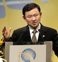 - Mange er sakna, og vi fryktar at 80 prosent av dei er døde, seier statsminister Thaksin Shinawatra.