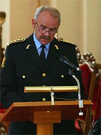 Politiinspektør Iver Stensrud (Foto: Lise Åserud / SCANPIX)