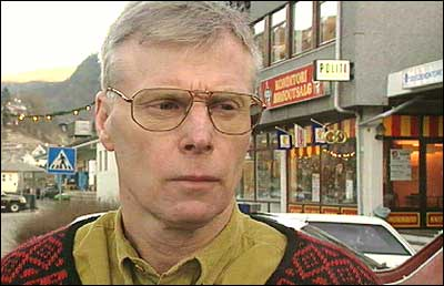 (Foto: Stein Magne Os, NRK © 1995)