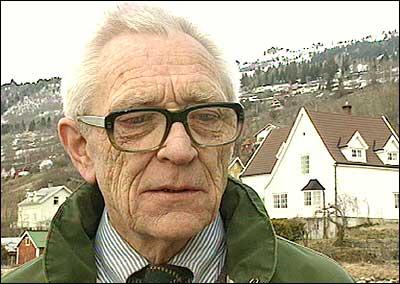 (Foto: Atle Løkken, NRK © 1994)